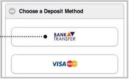 mobile deposit and withdraw methods