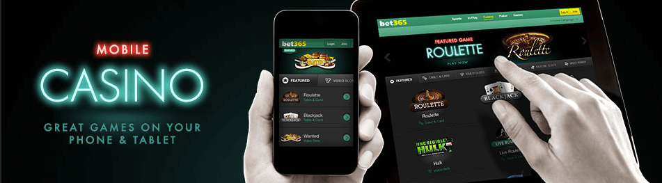 bet365 mobile version and site