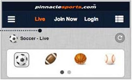 one click live odds option