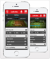 ladbrokes mobile app for Iphone