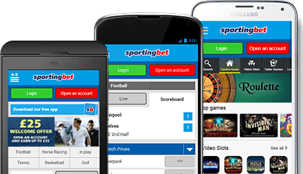 sportingbet mobile site version