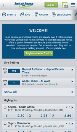 bet at home app download