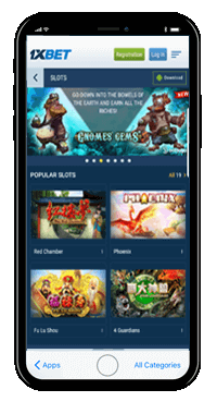 1xbet mobile slot games
