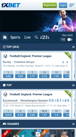 Download 1XBET Mobile Apps for Android and iOS - Install
