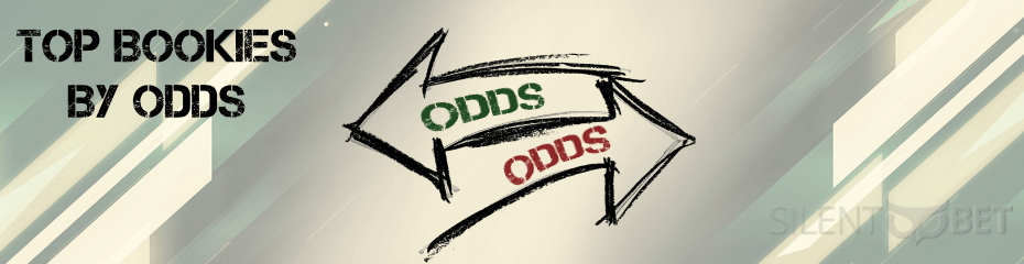 Best bookmakers by odds