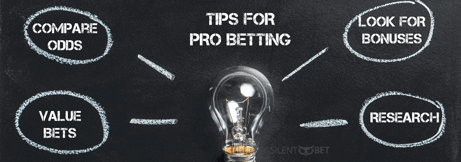 Tips for becoming a pro bettor
