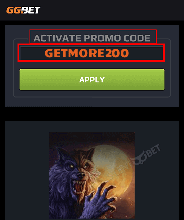 Bets Gg Promo Code