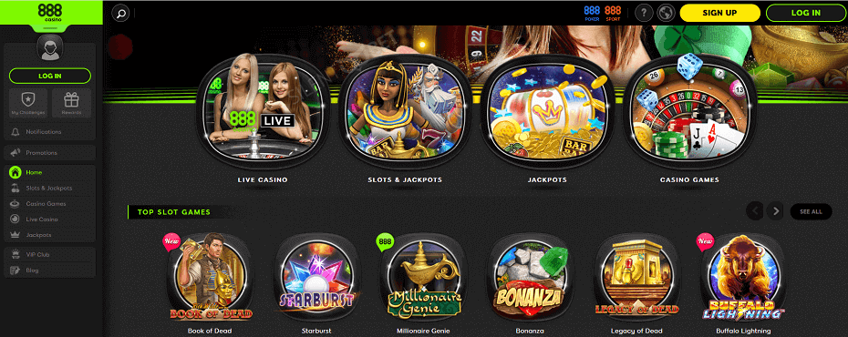 888casino Review Pros Cons Real Players Rating 2020