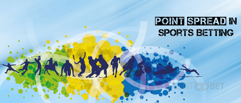 Point spread sports betting