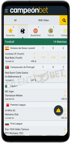 campeonbet android app live betting