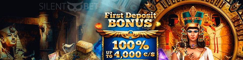 Cleopatra casino welcome bonus