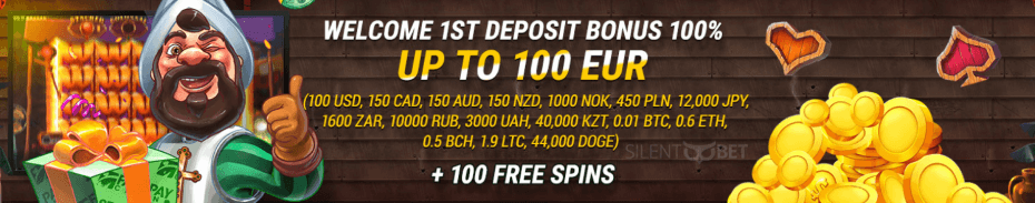 Fastpay Casino Welcome Bonus