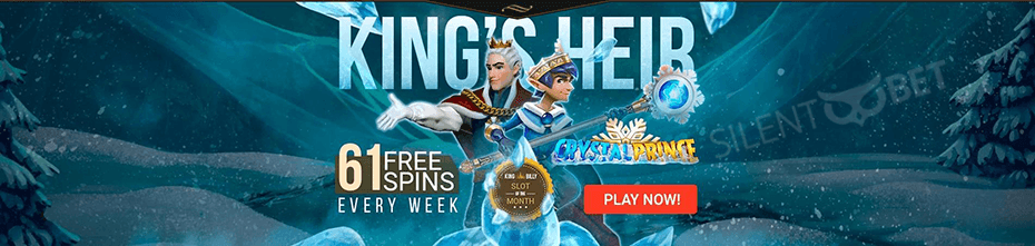 King Billy Casino King's Gold Promotion