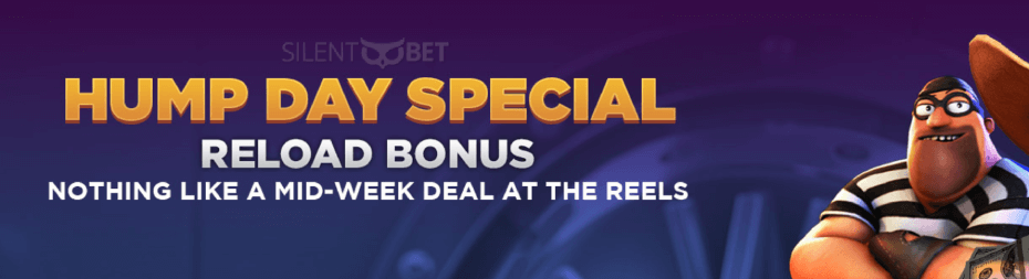 SuperSlots.ag Casino Hump Day Special