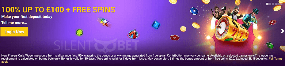 Swishbet casino welcome bonus