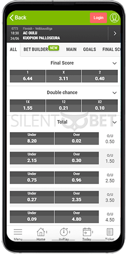 Playa Bets Sports Betting on Android