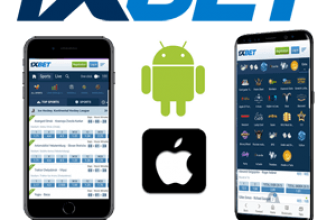 1xbet mobile app for Android & iOS